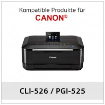 Ink for Canon ®  CLI-526 /...