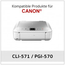 Ink for Canon ®  CLI-571 /...