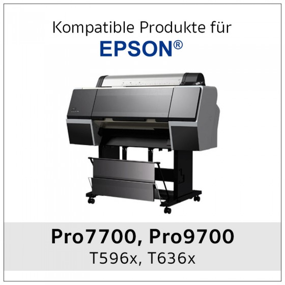 Compatible Ink for Epson Stylus Pro 7700 and 9700