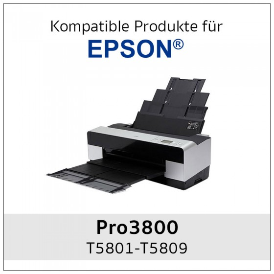 Ink for Epson Stylus Pro 3800...