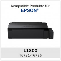 Ink for Epson ®  L805, L800...