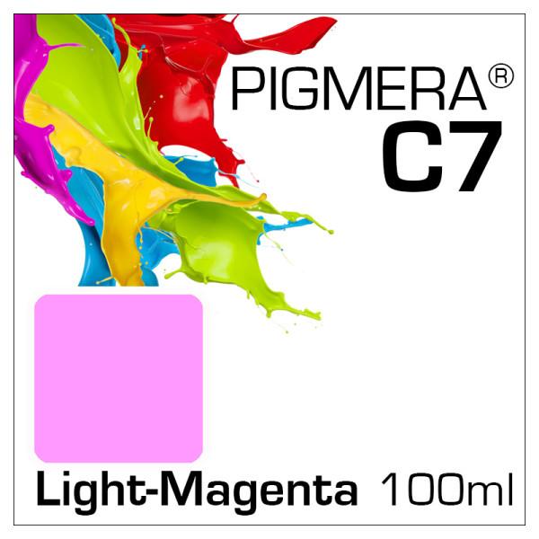 Pigmera C7 Bottle 100ml Light-Magenta
