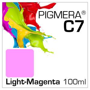 Pigmera C7 Flasche 100ml Light-Magenta
