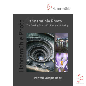 Hahnemühle Photo gedrucktes Musterbuch A3