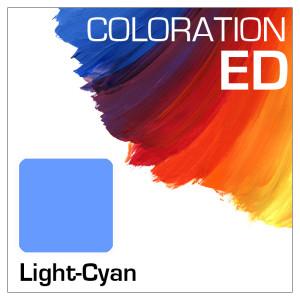 Coloration ED Flasche 100ml Light-Cyan