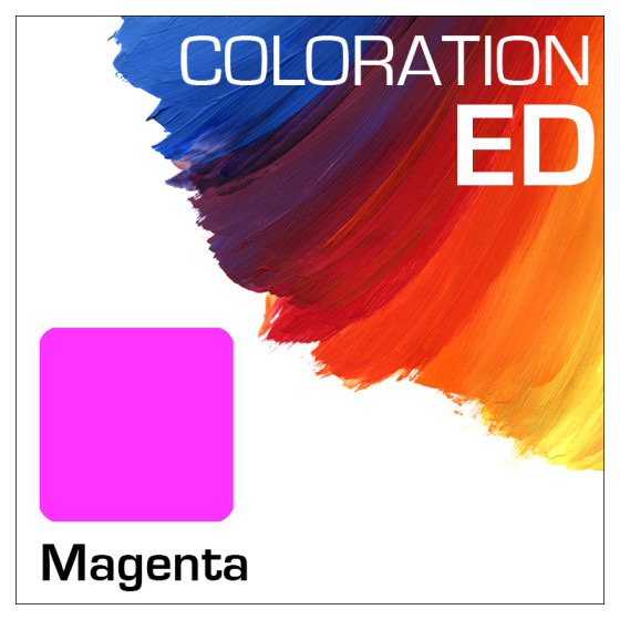 Coloration ED Flasche 100ml Magenta