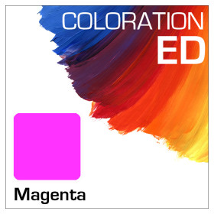 Coloration ED Flasche 100ml Magenta
