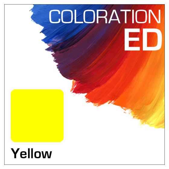 Coloration ED Flasche 100ml Yellow