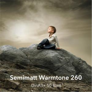 farbenwerk Photo Semimatt Warmtone 260 DinA3+ 50 Blatt