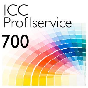 ICC Drucker-Profilerstellung 700