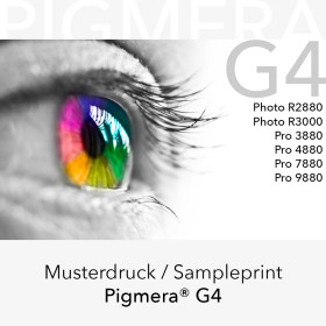 Musterdruck - Pigmera G4