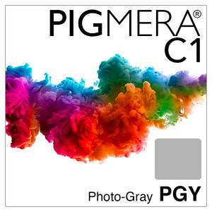 farbenwerk Pigmera C1 Flasche Photo-Gray