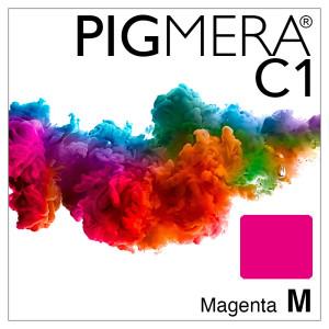 farbenwerk Pigmera C1 Flasche Magenta
