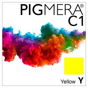 farbenwerk Pigmera C1 Flasche Yellow