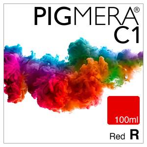 farbenwerk Pigmera C1 Flasche Red