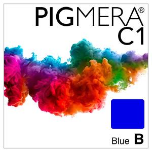 farbenwerk Pigmera C1 Flasche Blue