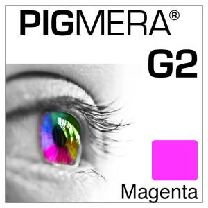 farbenwerk Pigmera G2 Flasche Magenta