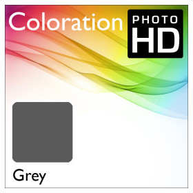 Coloration PhotoHD Flasche Grey