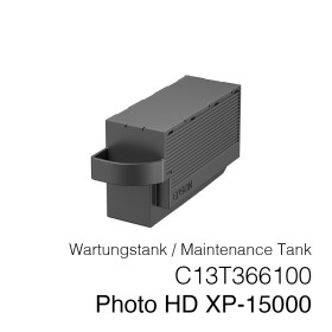 Wartungstank C13T366100 für Photo XP-15000, XP-8605,...