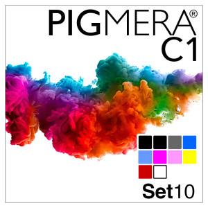 farbenwerk Pigmera C1 10-Flaschen-Set (Pro-10, Pro-10s)