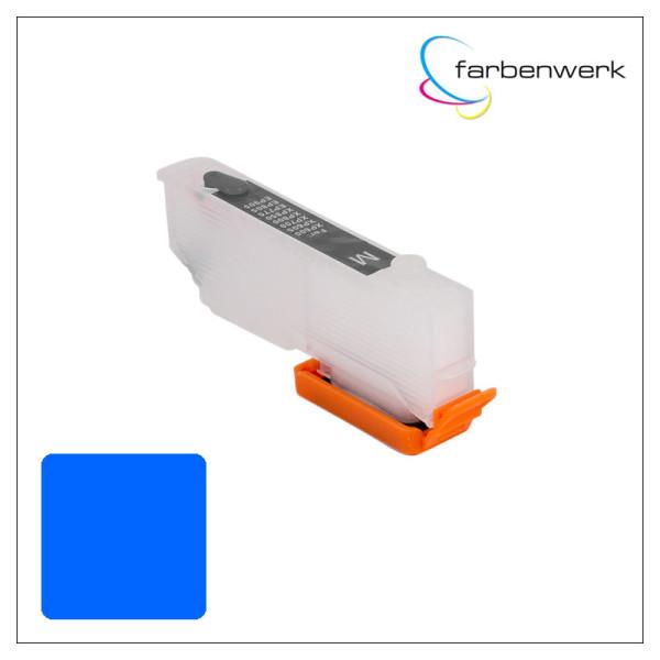 RCS Refillable Cartridge T2432 ARC Cyan