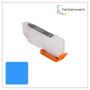 RCS Refillable Cartridge T2435 ARC Light-Cyan