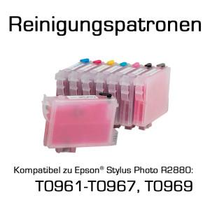 Reinigungspatronen für Epson Photo R2880...