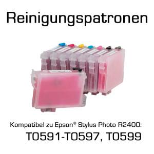 Reinigungspatronen für Epson Photo R2400...