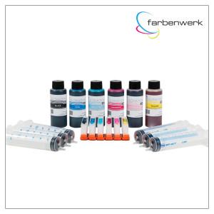 Starter-Set Coloration ED 100ml T2431-T2436