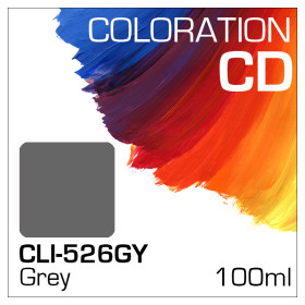 Coloration CD Flasche 100ml CLI-526GY Grey