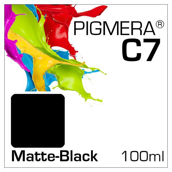 Pigmera C7 Bottle 100ml Matte-Black