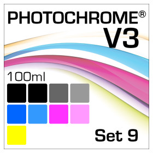 Lyson Photochrome V3 9-Flaschen Set 100ml