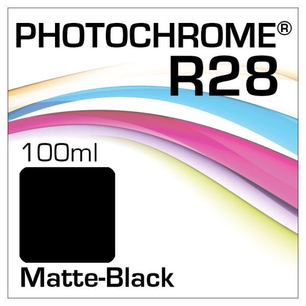 Lyson Photochrome R28 Tinte Flasche Matte-Black 100ml