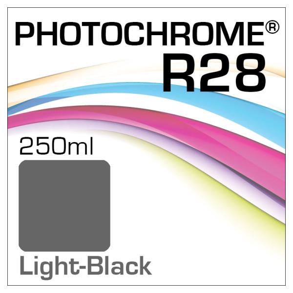 Lyson Photochrome R28 Ink Bottle Light-Black 250ml