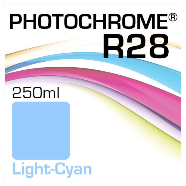 Lyson Photochrome R28 Ink Bottle Light-Cyan 250ml