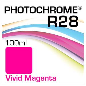 Lyson Photochrome R28 Tinte Flasche Vivid Magenta 100ml
