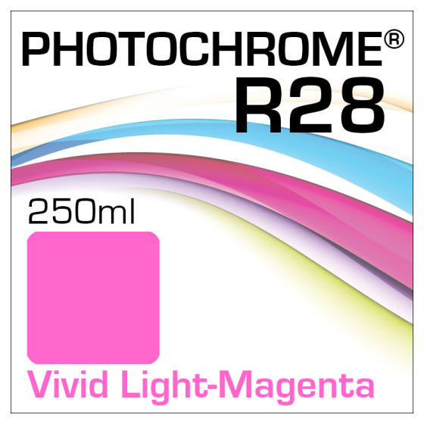 Lyson Photochrome R28 Ink Bottle Vivid Light-Magenta 250ml
