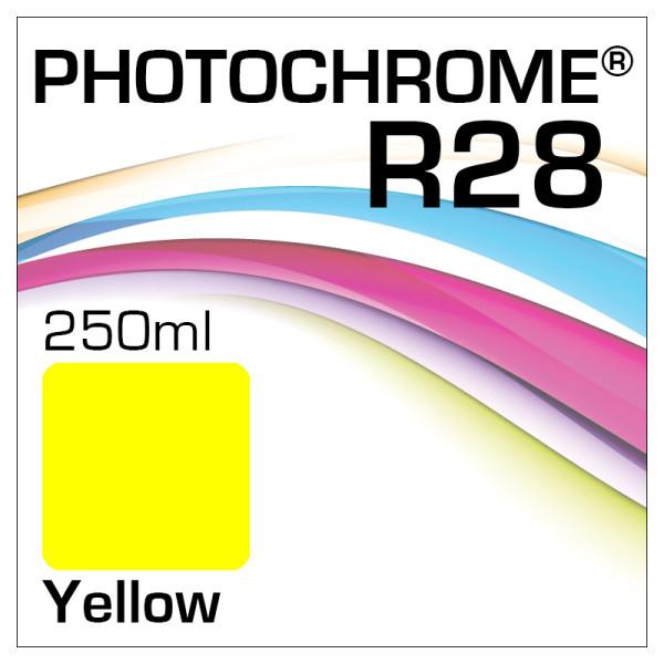 Lyson Photochrome R28 Ink Bottle Yellow 250ml
