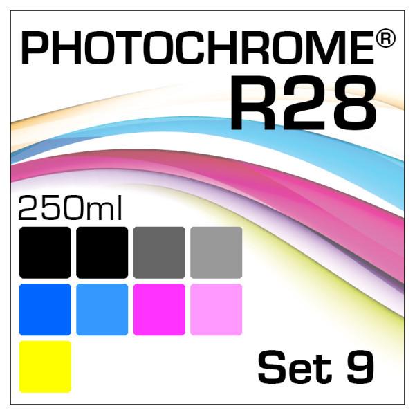 Lyson Photochrome R28 9-Bottle Set 250ml