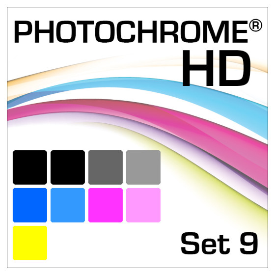 Lyson Photochrome HD 9-Flaschen Set