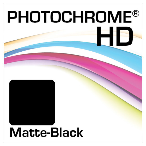 Lyson Photochrome HD Flasche Matte-Black