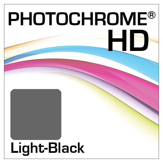 Lyson Photochrome HD Flasche Light-Black