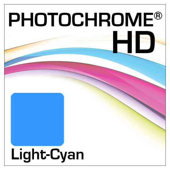 Lyson Photochrome HD Flasche Light-Cyan