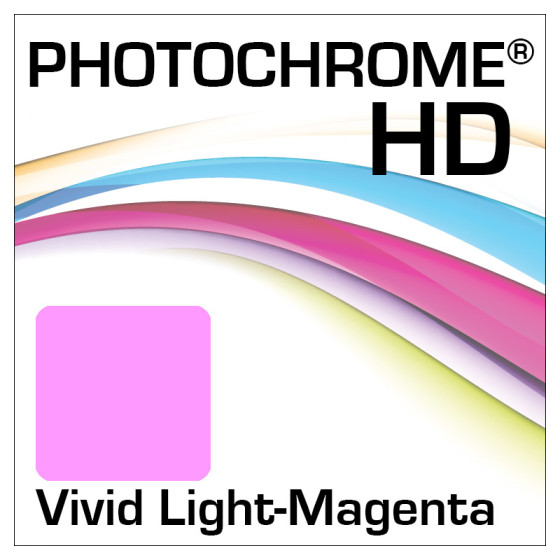 Lyson Photochrome HD Flasche Vivid Light-Magenta