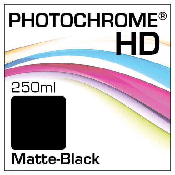 Lyson Photochrome HD Flasche Matte-Black 250ml