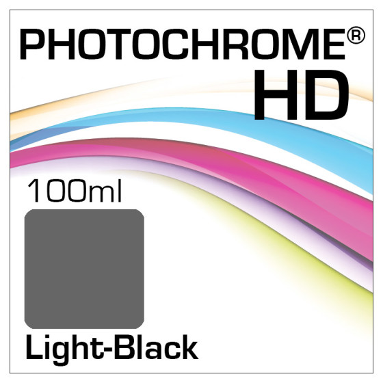 Lyson Photochrome HD Flasche Light-Black 100ml