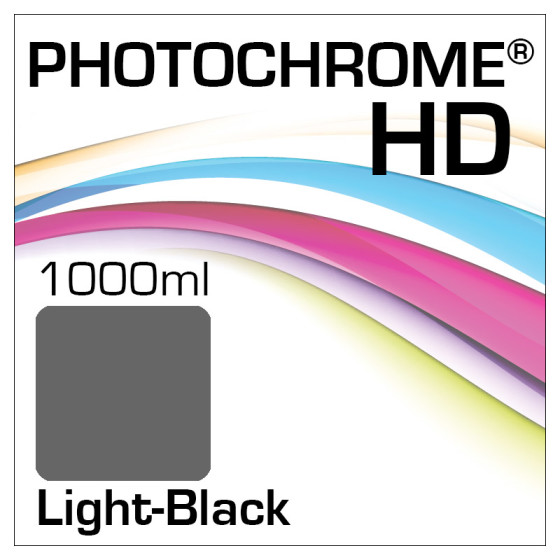 Lyson Photochrome HD Flasche Light-Black 1000ml