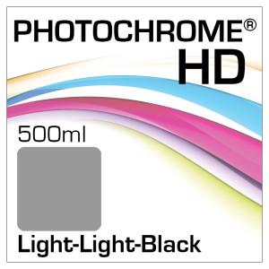 Lyson Photochrome HD Flasche Light-Light-Black 500ml