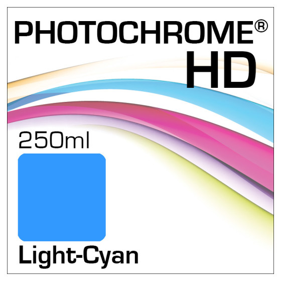Lyson Photochrome HD Flasche Light-Cyan 250ml