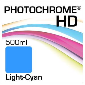 Lyson Photochrome HD Flasche Light-Cyan 500ml